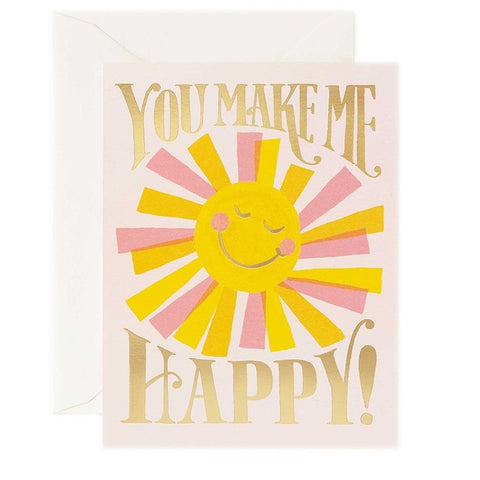 Make Me Happy Card