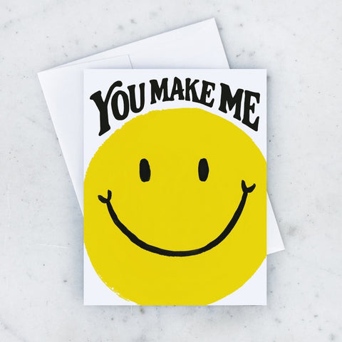 Make Me Smile Card