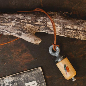 Bird Call Necklace