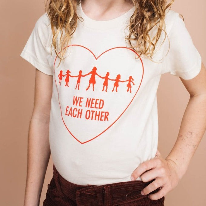 Need Each Other Kid's Tee