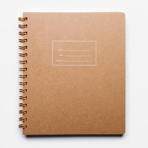 Letterpress Notebooks