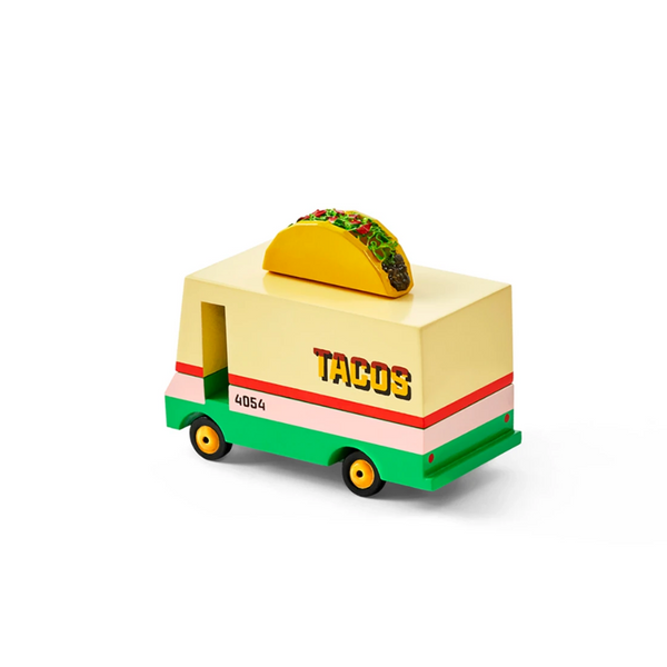 Foodtruck Wooden Toys