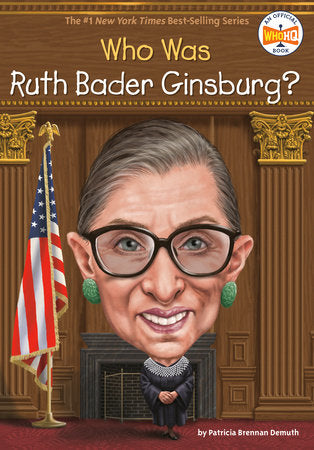 Who Was RBG Book