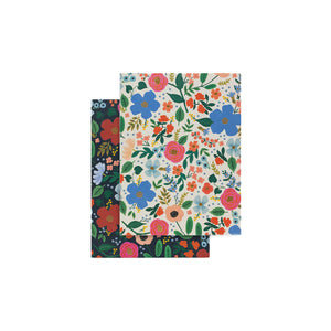 Wild Rose Pocket Notebooks