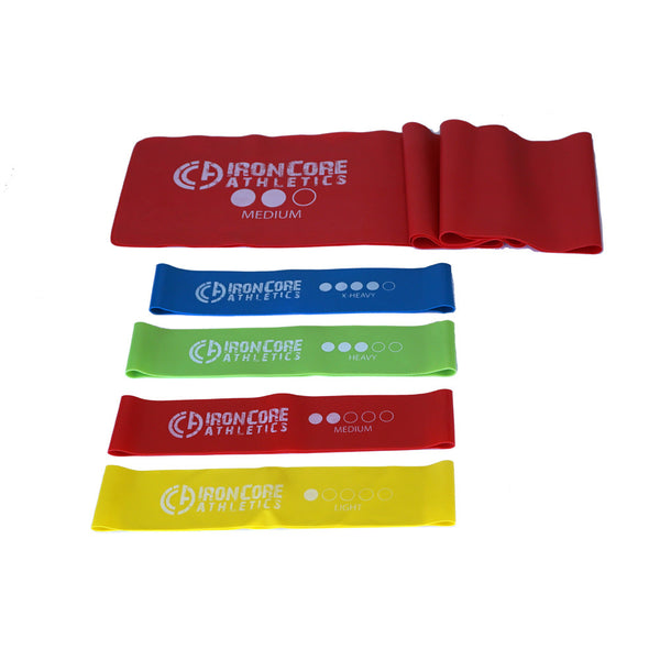 Resistance Bands - Set of Four 10