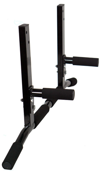 ICA Joist Mount Pull Up Bar - This Heavy Duty Joist Mount Pull Up Bar Has Four Mounting Bolts Offering Superior Strength and More Secure Mounting