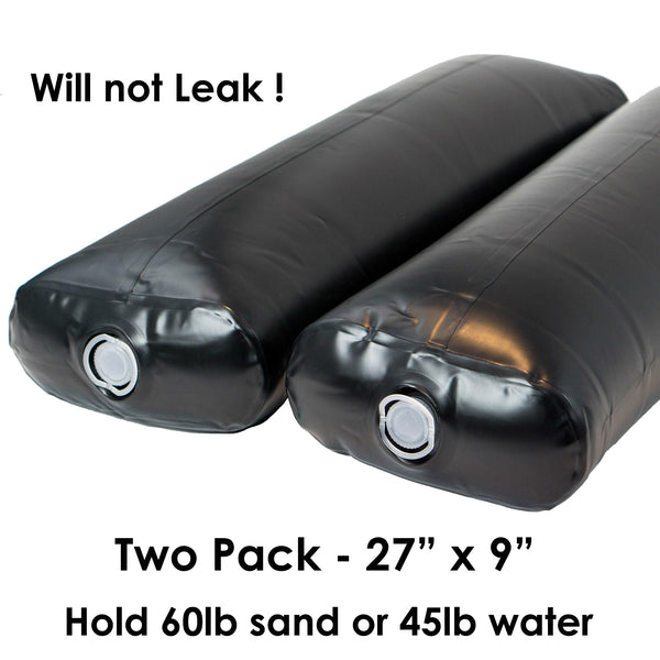 Sandbag Filler Tubes - 2 Pack of 60lb Fillers