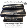 Sandbag Filler Tubes - Three Pack - 80lbs, 60lbs, & 20lbs