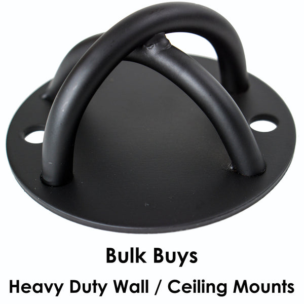 Iron Core Athletics Wall / Ceiling Mount Fitness Anchor - Bulk Buys