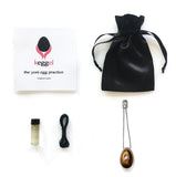 Wild Woman Starter Kit: Tiger's Eye Yoni Egg