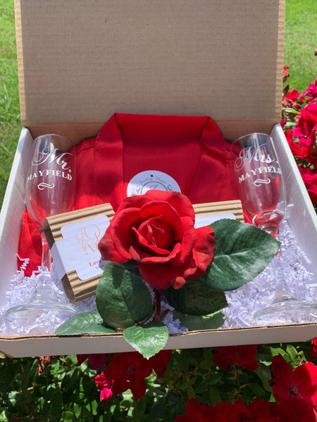 Ultra Luxe Gift Box - Couples Edition