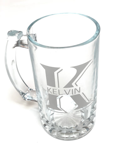 Custom Glass Mug