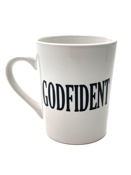 Godfident Mug - Jewellery Unique Gifts & Accessories