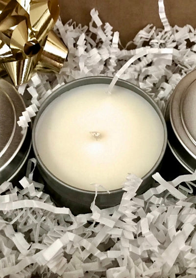 Soy Aromatherapy Candles - 4oz