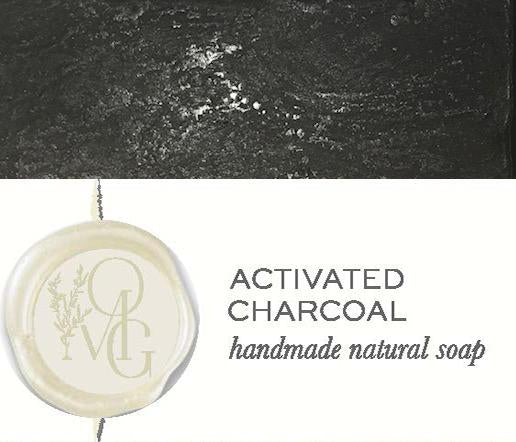 Activated Charcoal Handmade Natural Soap