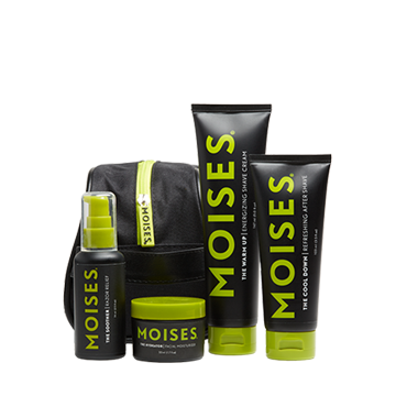Moises Shaving Essentials Kit