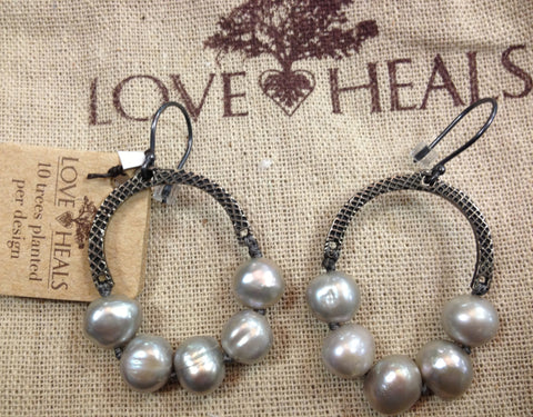 love heals soma sonic earrings...