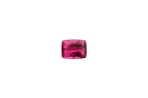 Pink Tourmaline Gemstone - 6.02 cts. Cushion - Amazon Imports, Inc. - Fine Quality Gemstones and Jewelry Since 1978
