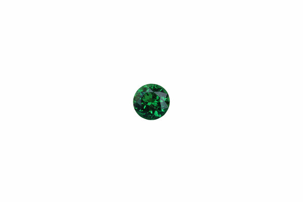 Tsavorite Garnet Gemstone  -  2.47 ct. Round - Amazon Imports, Inc. - Fine Quality Gemstones and Jewelry Since 1978