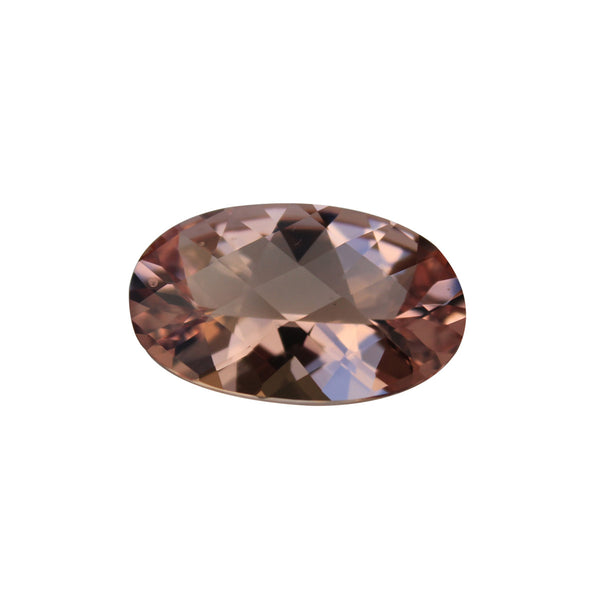 Morganite Gemstone - 10.11 cts. Oval - Amazon Imports, Inc. - Fine Quality Gemstones and Jewelry Since 1978
