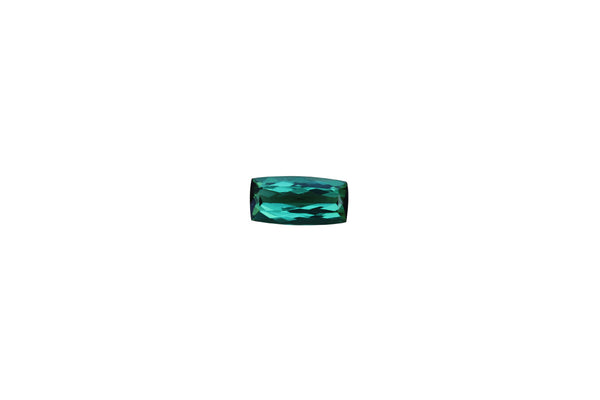 Green Tourmaline Gemstone  -  2.96 cts.  Cushion Cut - Amazon Imports, Inc. - Fine Quality Gemstones and Jewelry Since 1978