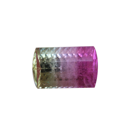 Tri Color Tourmaline Gemstone  -  8.96 cts.  Emerald Cut - Amazon Imports, Inc. - Fine Quality Gemstones and Jewelry Since 1978