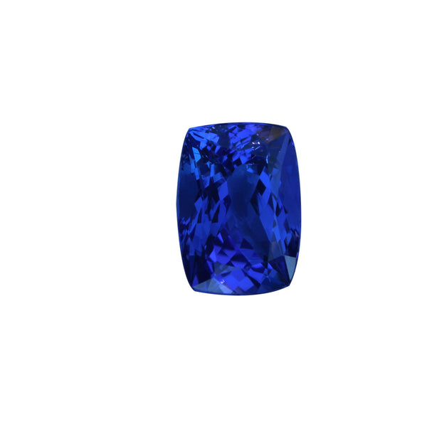 Tanzanite Gemstone  -  7.84 cts.  Cushion - Amazon Imports, Inc. - Fine Quality Gemstones and Jewelry Since 1978