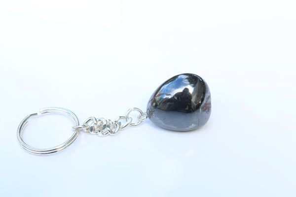 Tumbled Gemstone Key Chains - multiple choices - Amazon Imports, Inc. - Fine Quality Gemstones and Jewelry Since 1978