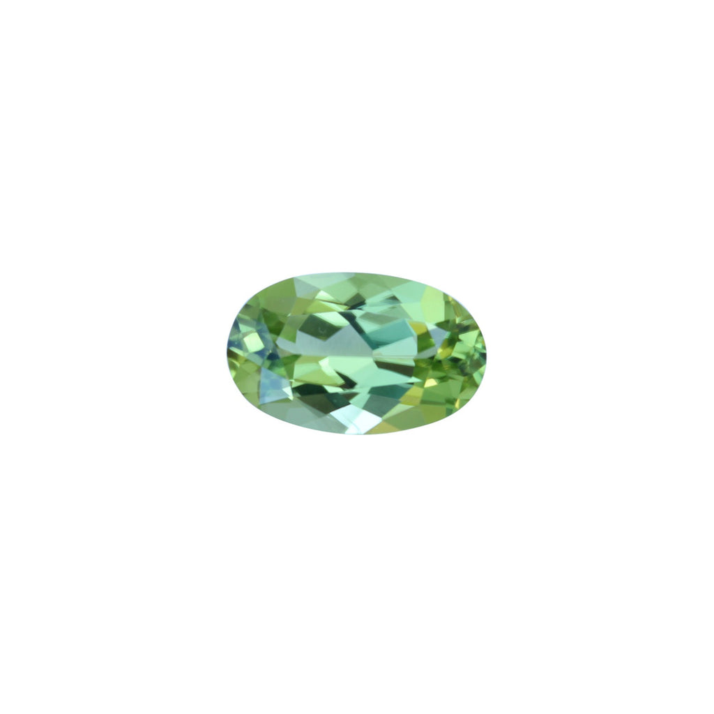 Peridot Gemstone - 7.31 ct. Oval - Amazon Imports, Inc. - Fine Quality Gemstones and Jewelry Since 1978