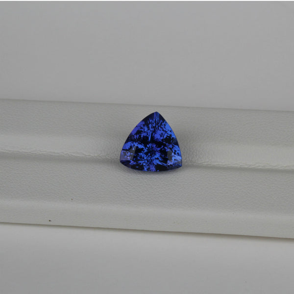 Tanzanite Gemstone - 7.32 cts. Trillion - Amazon Imports, Inc. - Fine Quality Gemstones and Jewelry Since 1978