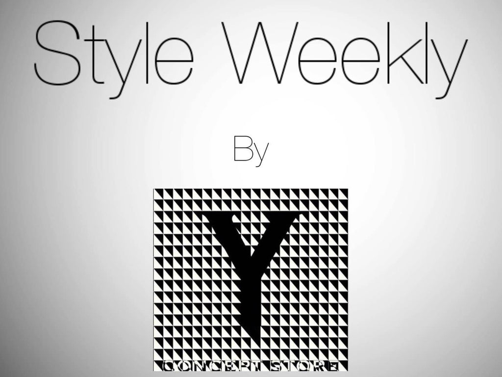 Concept Store Y Styling Week 1