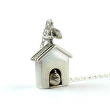 22 Beak Street - Chicken Coop Necklace