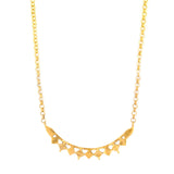 Asura Arc Necklace Gold