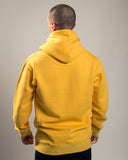 DREAMWEAR LONDON Hoodie -Yellow-
