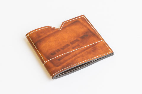 "Slim wallet ""MONEY CAN'T BUY"""