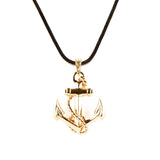 Rockin' Anchor - Giant Necklace