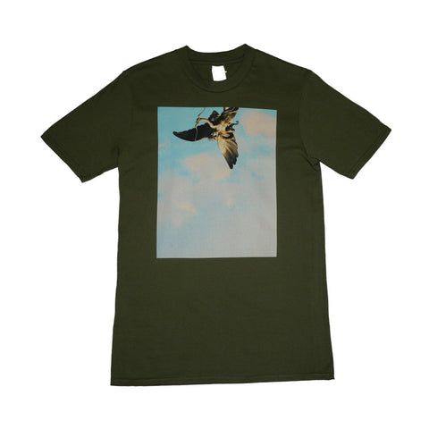 Fall Eros II T-Shirt Military Green *Pre-Order