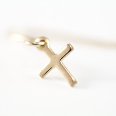 CROSS Earrings XS