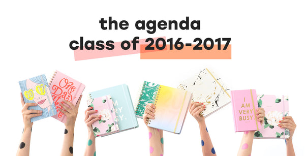 ban.do 2016-2017 agendas and planners
