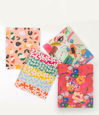 ban.do Two-Do Planner Covers - pink leopard, pink superbloom, junk drawer, and daisy floral