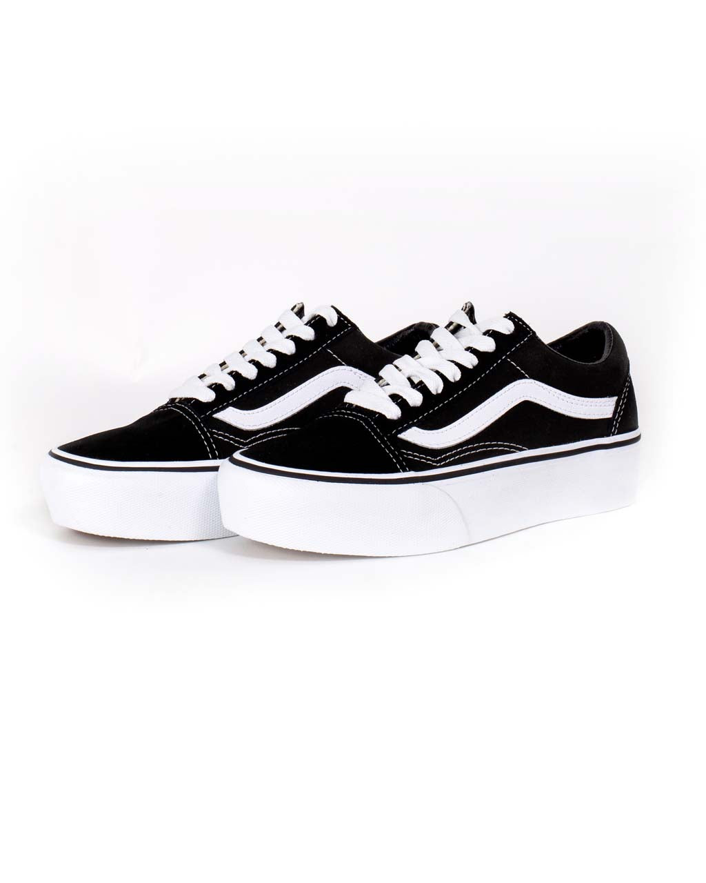 old school vans noir