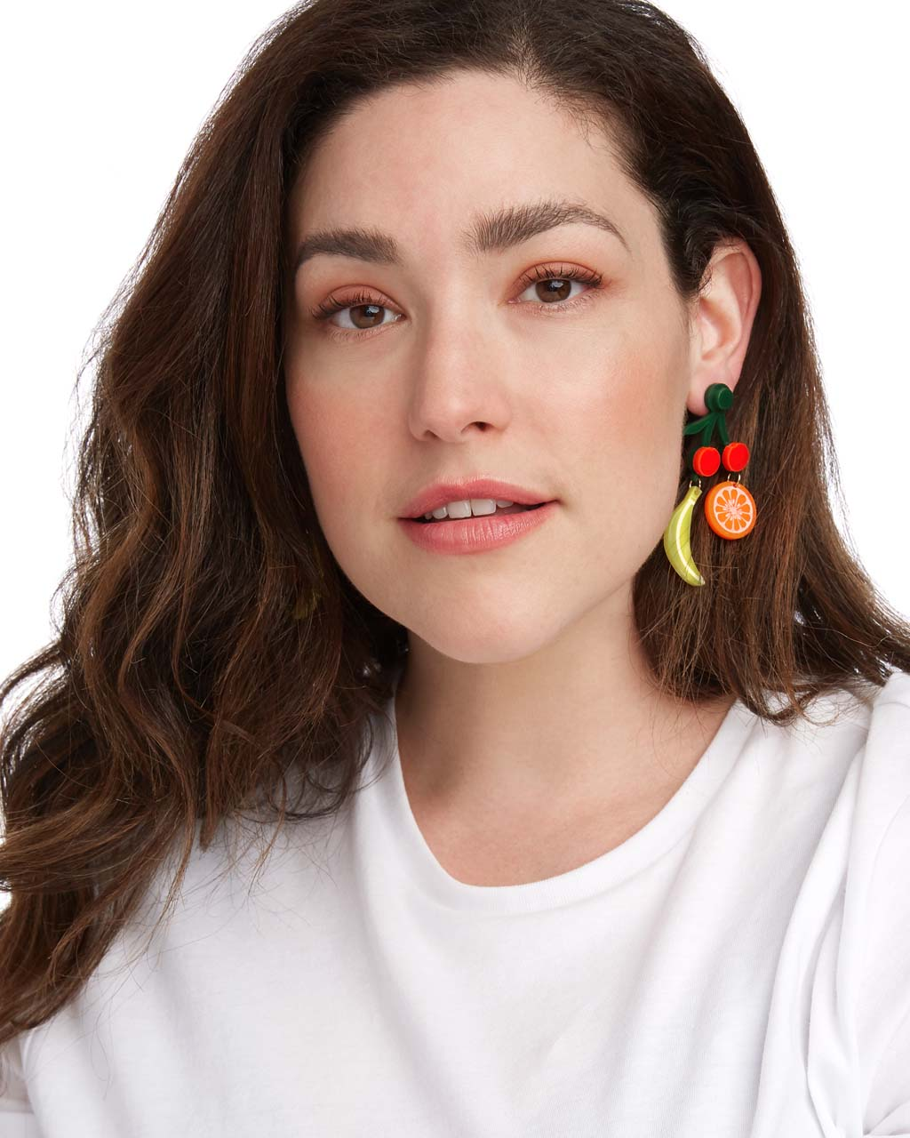 Fruit Stack Earrings