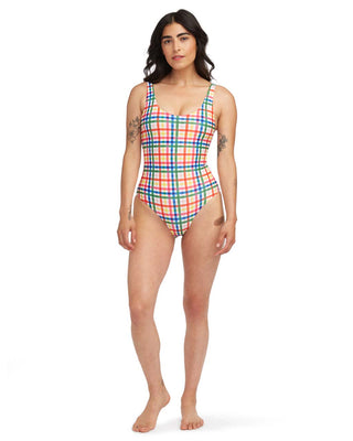 Block Party One-Piece Swimsuit