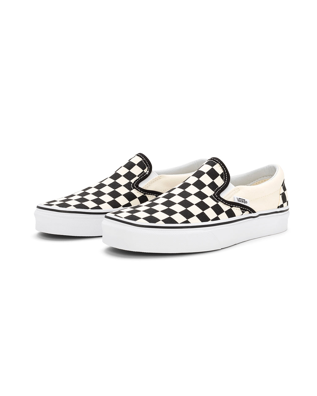 Classic Slip-On - Checkerboard by Vans - shoes - ban.do