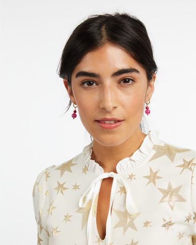 Perla Drop Earrings