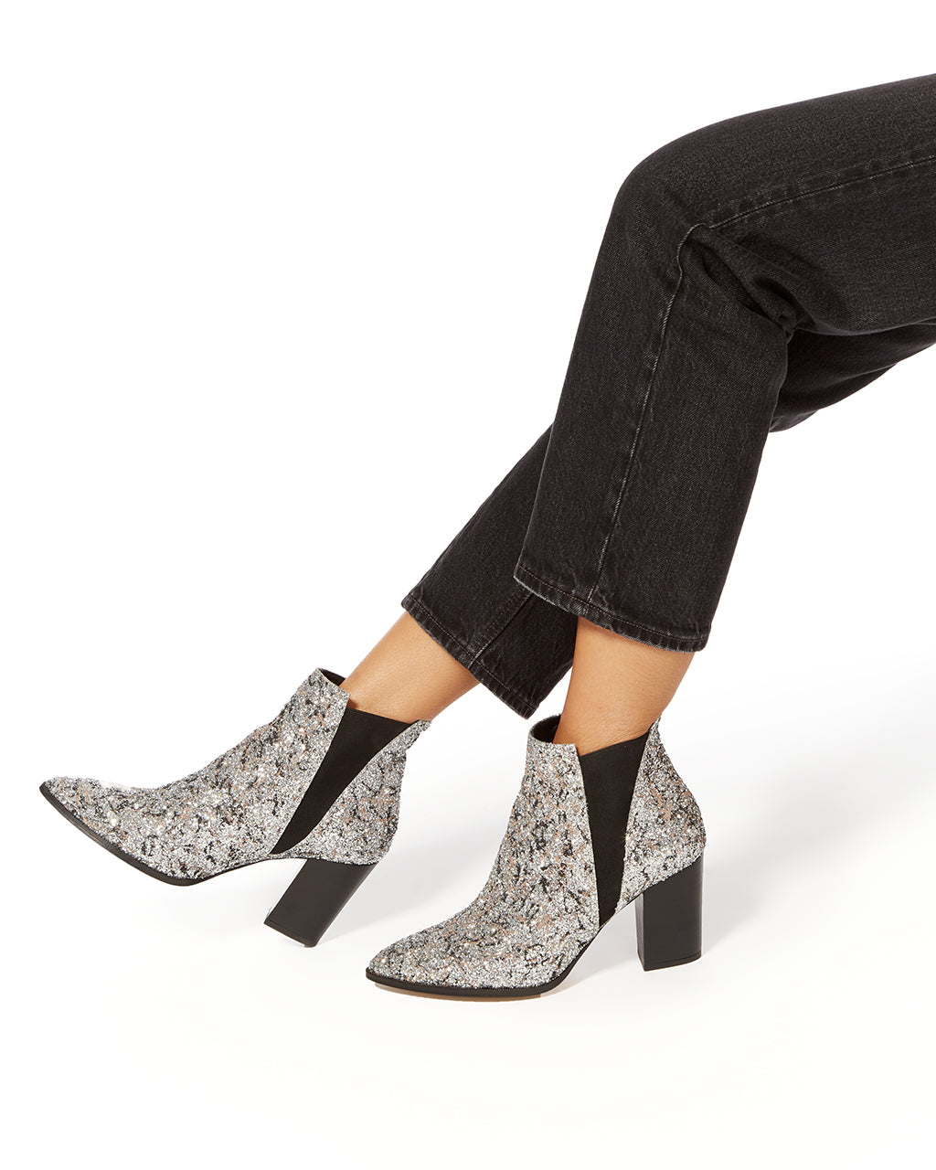 Tempo Multi-Glitter Boot by intentionally blank - shoes - ban.do 6985c5351