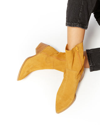 florrie leather boot