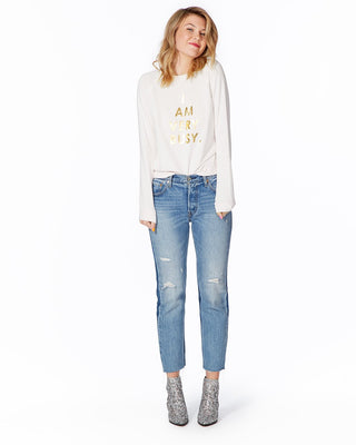 I Am Very Busy Sweatshirt - Ivory