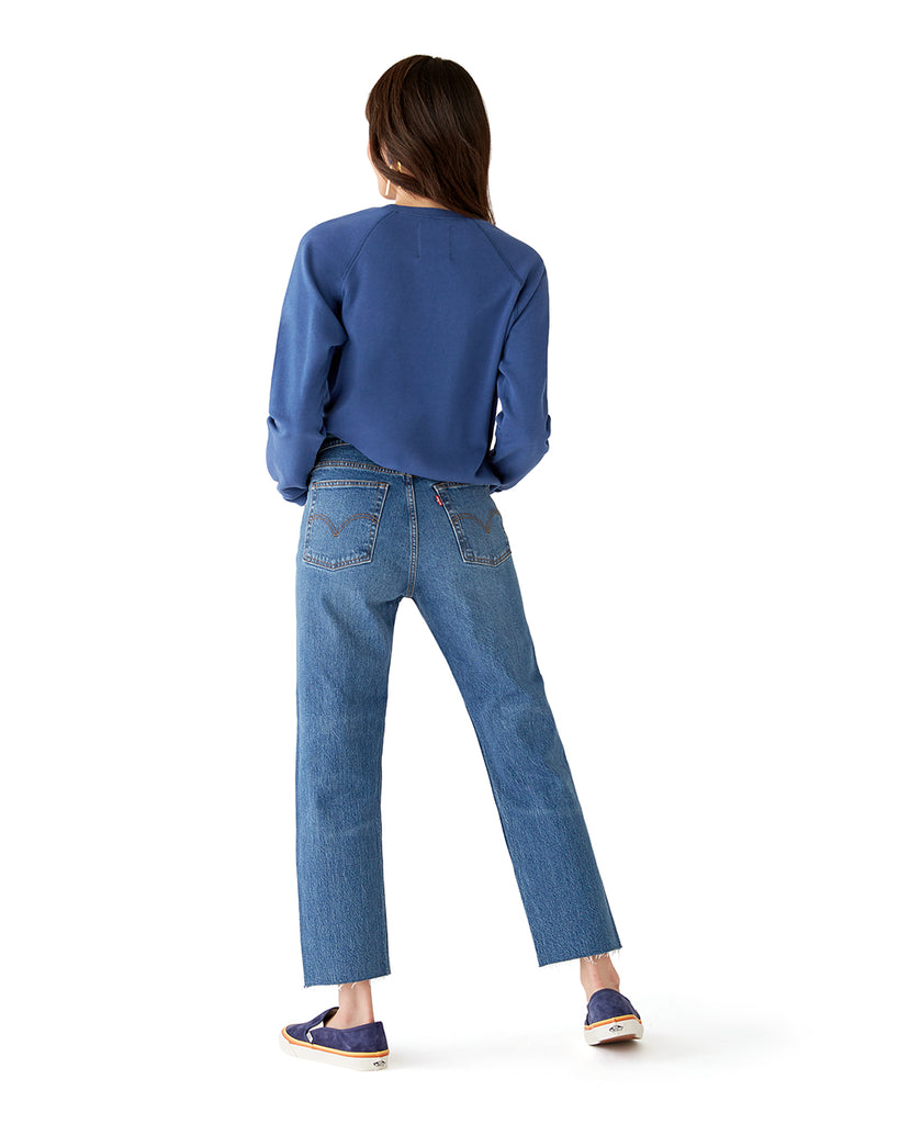 love triangle wedgie jeans