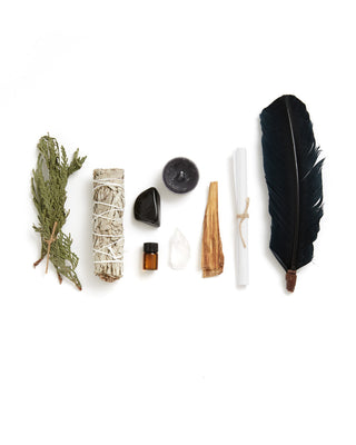 protection ritual kit